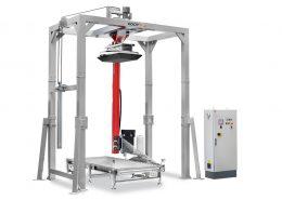 Eddy - Fuldautomatisk strækfoliemaskine