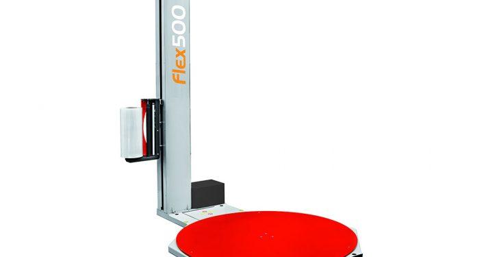 Flex 500 Semiautomatisk strækfoliemaskine