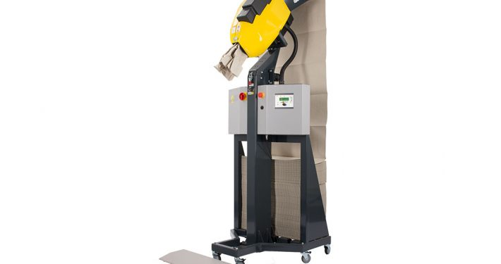 SpeedMan MAX - Maskine til papirfyld