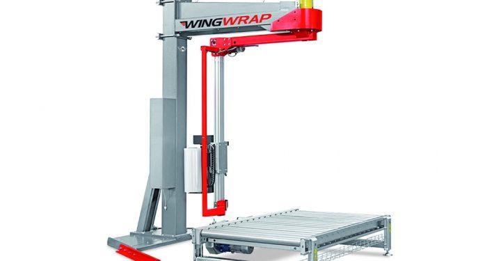 WingWrap Fuldautomatisk strækfoliemaskine