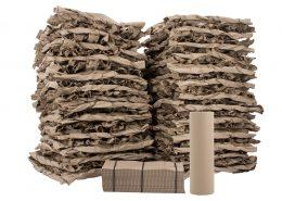 Papper som fyllnadsmaterial
